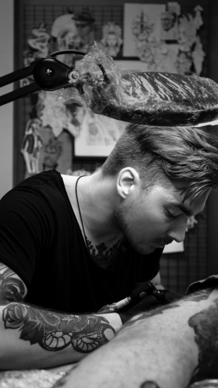 How to start tattooing