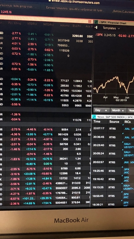 Investing in financial markets