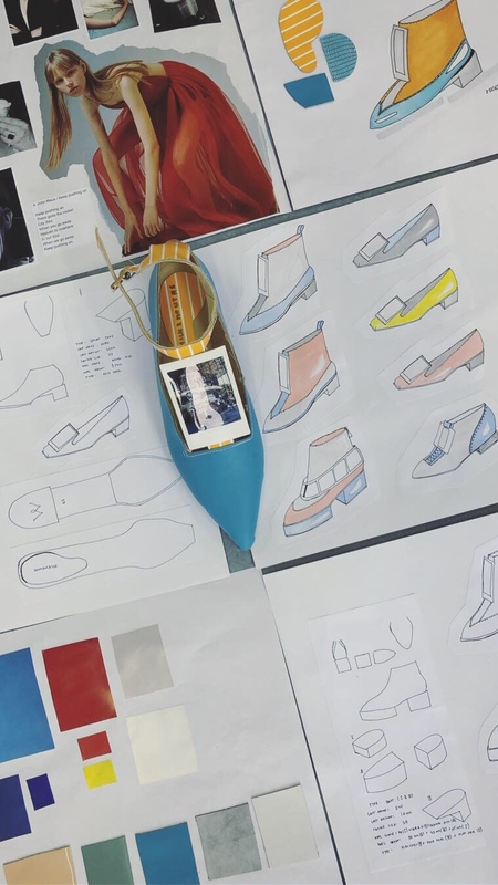 How to Design Shoes?