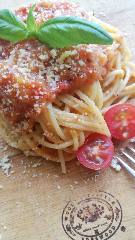 How to cook the nice Pasta Meal.