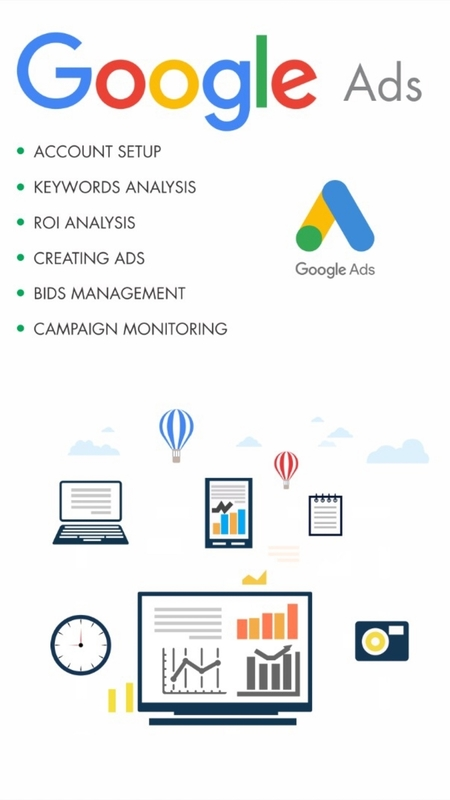 Learn Google Ads & increase your sales